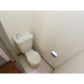 杉崎ビル 305号室のトイレ