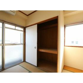 杉崎ビル 305号室の収納