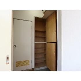 杉崎ビル 305号室の玄関