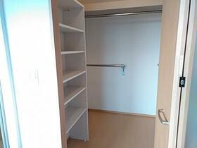 リアン 202号室の収納