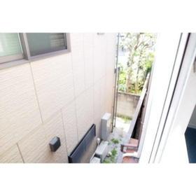ドミ西片 13号室の眺望