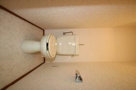 秋谷ビル 201号室のトイレ
