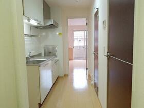 アネシス城北 B 203号室の居室