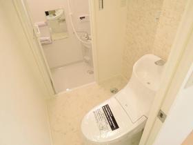 マ・ピエス多摩美 104号室のトイレ