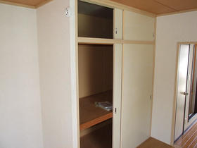 昴Ⅱ 205号室の収納