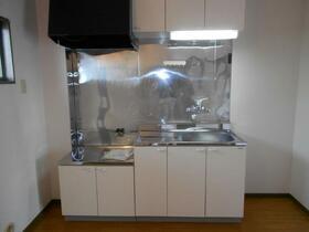 パークビレッジセヤマ 201号室のキッチン