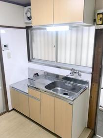 シティコート渋谷 201号室のキッチン