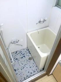 シティコート渋谷 201号室の風呂