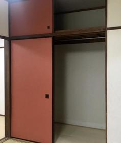 シティコート渋谷 201号室の収納