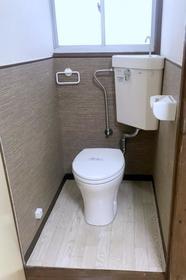 シティコート渋谷 201号室のトイレ
