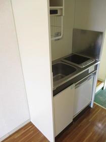 メゾン中尾第5 109号室のキッチン