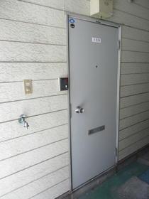 メゾン中尾第5 109号室のセキュリティ