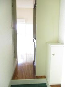 メゾン中尾第5 109号室の玄関