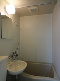 中野サンハイツ 101号室の風呂