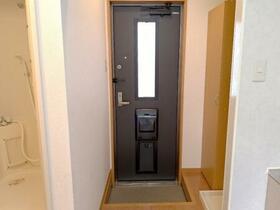 メゾン・ボナール 106号室のバルコニー