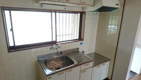 フレックス袖ヶ浦 102号室のキッチン
