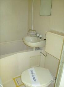 ベルメゾン 202号室の風呂