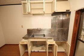 スピティ吉羽のキッチン