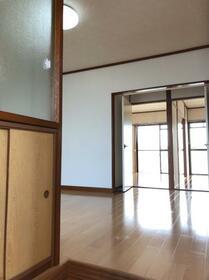 アルビヨン 0303号室の玄関