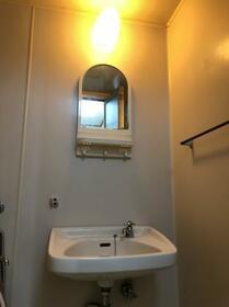 アルビヨン 0303号室の洗面所