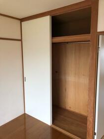 アルビヨン 0303号室の収納