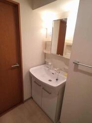 グランヒルズ 605号室の洗面所