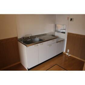 Petio 湊 101号室のキッチン