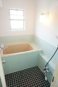 矢野口住宅 109号室の風呂