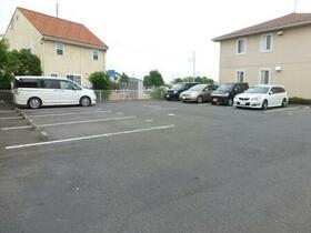 ラピス・スクェア D102号室の駐車場