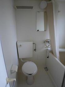 オクトハウス 102号室の風呂