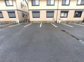 シェルメゾン B 101号室の駐車場