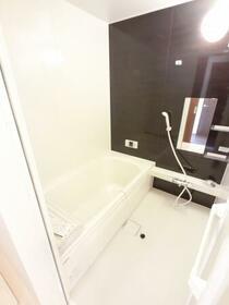 BSvilla A 102号室の風呂
