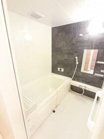 BSvilla A 201号室の風呂