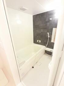 BSvilla A 203号室の風呂