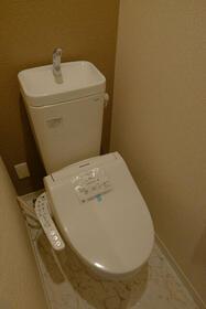 ユナイト横浜セシル・キャンベル 102号室のトイレ