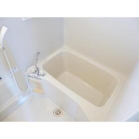 ビューテラス B 202号室の風呂