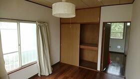 赤羽ハイツ 204号室の収納