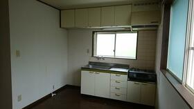 赤羽ハイツ 204号室のキッチン