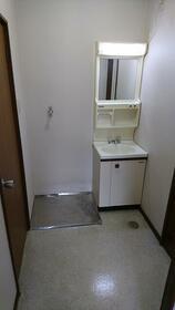 赤羽ハイツ 204号室の洗面所