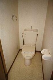 ハピネスソルファ 502号室 502号室のトイレ