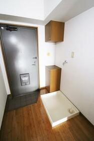 ハピネスソルファ 502号室 502号室の玄関