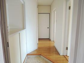 ローレルマンション斉木B 201号室の玄関
