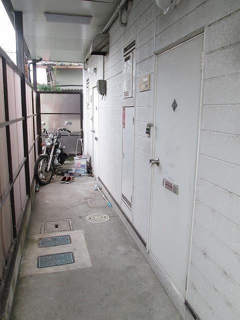 ジュネスシモガキ 01020号室の風呂