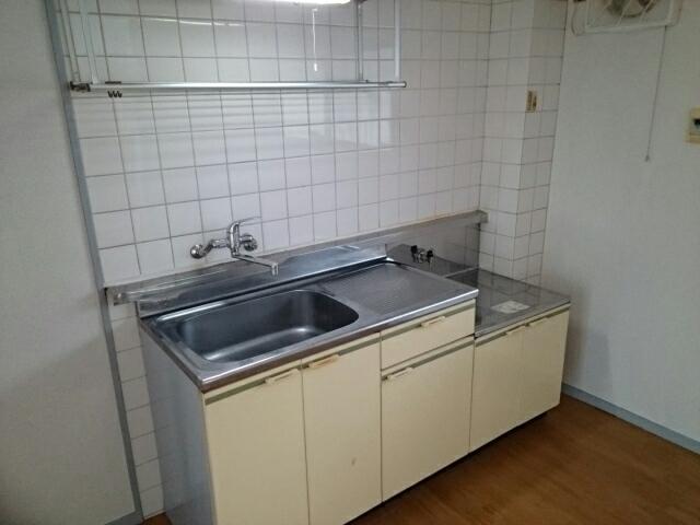 サカエハイツ 02040号室の風呂