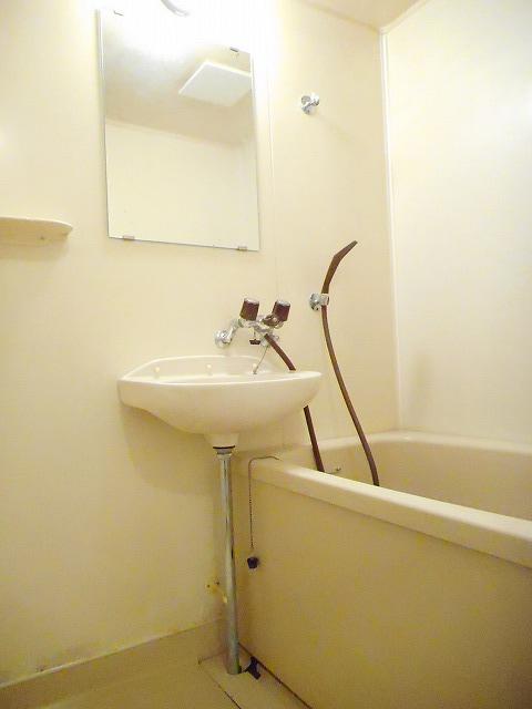 エルディム藤ニュータウン2 01010号室の風呂