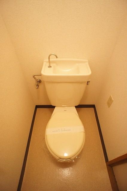 エルディム藤ニュータウン2 01010号室のトイレ