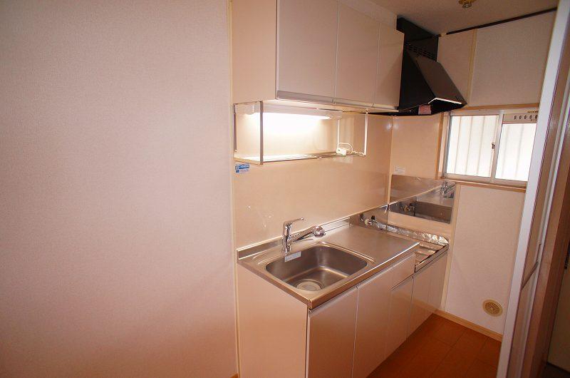 サンシティ竹内 02040号室のキッチン