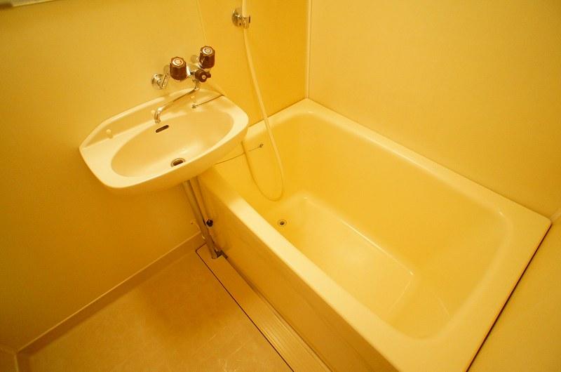 サンシティ竹内 02040号室の風呂