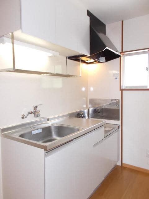 エルディム和田入 02040号室のキッチン