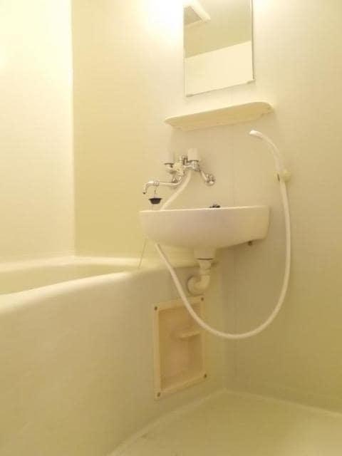 エルディム和田入 02040号室の風呂